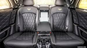 bentley mulsanne 2017 interior 2017 bentley mulsanne speed color julep interior rear seats