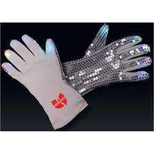 Light Up Gloves Rainbow Light Up Glove Goimprints