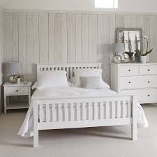 White Wooden Bedroom Furniture Uk Buy Furniture Beds Hton Bed From The White Company