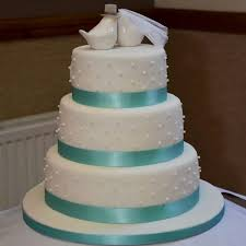 3 Tier Wedding Cake 3 Tier Wedding Cake With Lemon Cake U0026 Red Velvet Cakes Lancashire