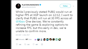 pubg 30 fps thinking outloud ep 30 i was wrong pubg will be 30fps on all xbox