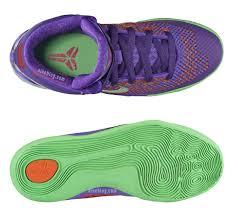 nike kobe 9 elite gs purple venom