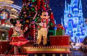 dates for mickey u0027s very merry christmas 2017 at magic kingdom