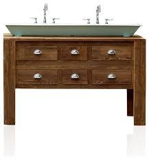 Bathroom Vanity With Farmhouse Sink by 60