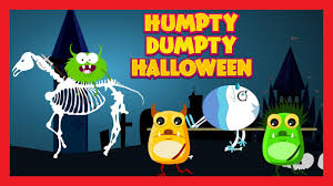 humpty dumpty halloween halloween songs for children