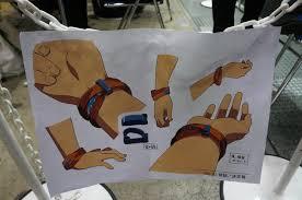 name bracelet make images Your name 39 bracelet making demonstration at animejapan 2017 jpg