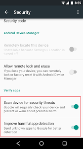 android device tracker disable android app is harmful security alert best android