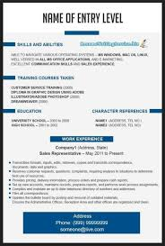 Resume Resume Skills And Abilities by Character Animator Cover Letter