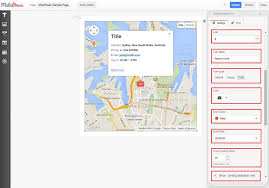 Australia Google Maps Google Maps Content Editor Addon Motopress