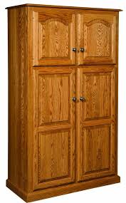 light wood kitchen pantry cabinet solid wood kitchen pantries cupboards plain and simple