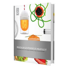 molecular cuisine book molecular gastronomy by molecule r