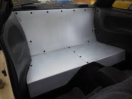 Nissan 350z Back Seat - s13 rear seat delete