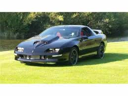 2000 t top camaro 1994 chevrolet camaro for sale on classiccars com 10 available