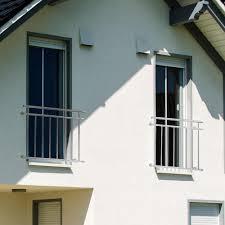 franzã sischer balkon edelstahl französischer balkon geländer fenstergitter gitter stabgeländer