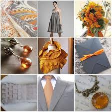 gold and gray color scheme 38 best wedding orange u0026 gray images on pinterest orange