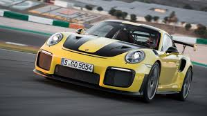 lowered porsche 911 2018 porsche 911 gt2 rs review road and tracks