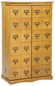 leslie dame media storage cabinet amazon com leslie dame cd 612l solid oak mission style multimedia