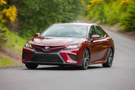 lexus sedan 2018 2018 toyota camry hybrid pricing for sale edmunds