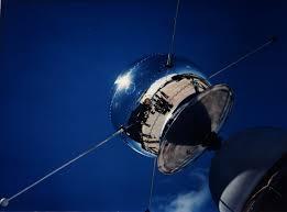 Vanguard Flag Vanguard Satellite 1958 Nasa