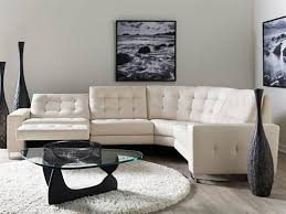 White Leather Recliner Sofa Best 25 White Leather Sectionals Ideas On Pinterest White