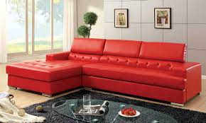 floor l with red shade futons and accessories brown l shaped and pillows elegant