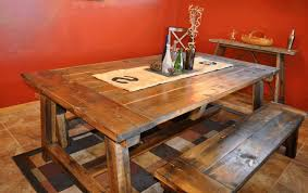 Bar Top Table Sets Build Rustic Dining Table Bar Height Table Set Counter Height