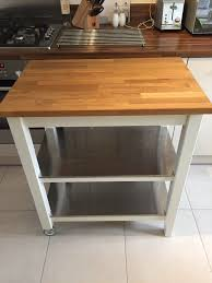 ikea stenstorp kitchen trolley island in banbury oxfordshire