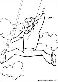 scooby doo printable coloring pages fred falling from sky scooby doo 7fc1 coloring pages printable