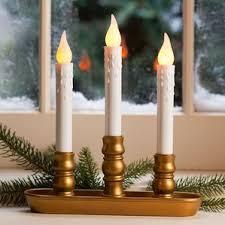 brass electric window candles wayfair