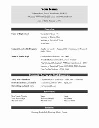 resume format doc experience certificate format doc copy resume format 2018