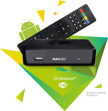 android set top box infomir iptv ott set top box using android os