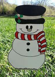 Snowman Lawn Decorations 5 Snowman Outdoor Decorations Christmas Outdoor Decoration
