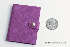 wallet size photo album photos2books review plain vanilla