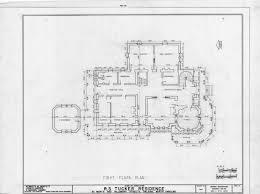 house plans historic house historic italianate house plans
