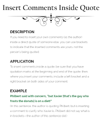 quote punctuation meaning how to use brackets u2013 the visual communication guy designing