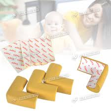 baby safety proofing glass table desk edge corner cushion guard