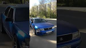 lexus ls coach edition lexus ls 400 1997 крым youtube