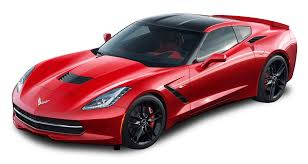 corvette red corvette transparent png stickpng
