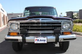 jeep grand wagoneer 1989 jeep grand wagoneer for sale 2030244 hemmings motor news