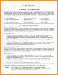 sample format resume it manager sample resume free resume example and writing download it resumes free evaluation 10 example it resumes