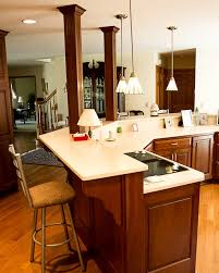 Images For Kitchen Islands Custom Double Island Kitchen Designs