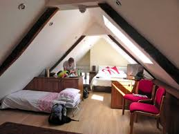 Loft Bedroom Low Ceiling Ideas Attic Rooms With Sloped Ceilings Under Ceiling Painting Angled