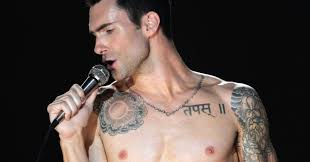 an exhaustive taxonomy of adam levine39s tattoos the cut with