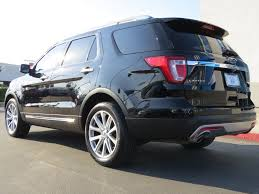 Ford Explorer Body Styles - 2017 used ford explorer limited 4wd at capitol honda serving san