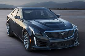 cadillac cts vs 2016 cadillac cts v sedan pricing for sale edmunds