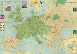 Ottoman Europe by Gmt Games Napoleon Against Europe 2nd Edition