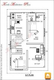 3 bhk house plan 3 bhk home plan fresh kerala house plans estimate sq ft home design