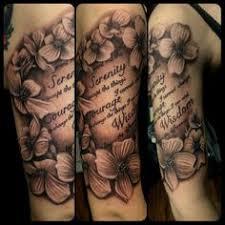 serenity tattoos 50 serenity prayer tattoo designs inkdoneright