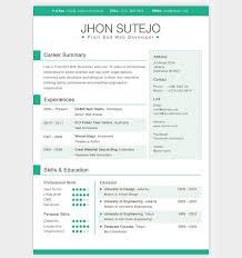 unique resume template cool free resume resume template cool simple resume templates free