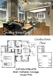 Small Open Floor Plans With Pictures 42 Best House Plans In 3d Images On Pinterest Open Floor Plans